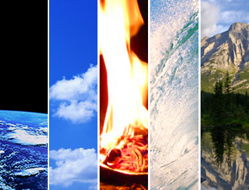 Five elements of nature blog for Earth elements organics